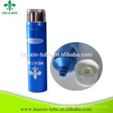 hot sale customized screen printing 100g plastic cosmetic tube for sale